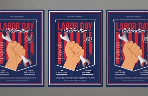 Labor Day Font