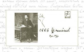 1885 Germinal Font