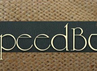 Speedball Font