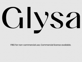 Glysa Font