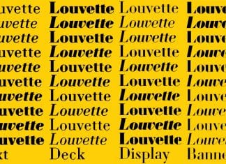 Louvette Font
