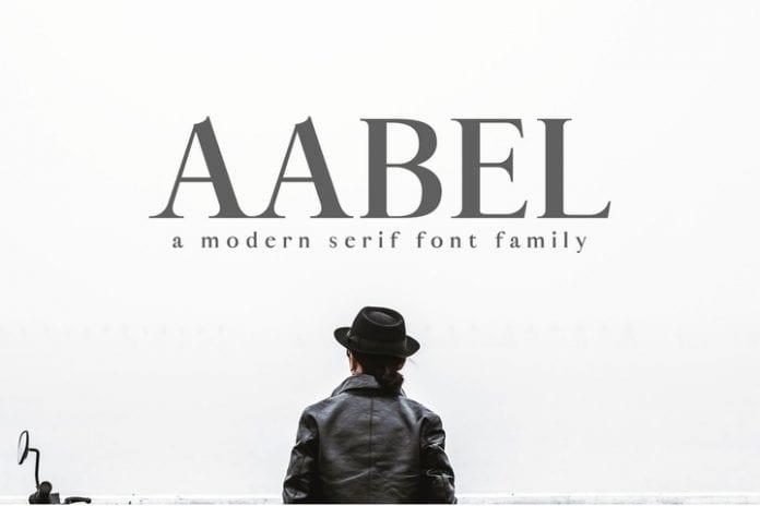 Aabel Font