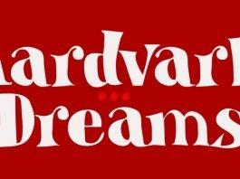 AardvarkDreams Font