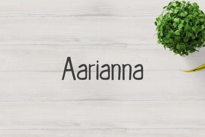 Aarianna Font