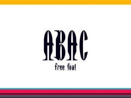 Abac Font Family
