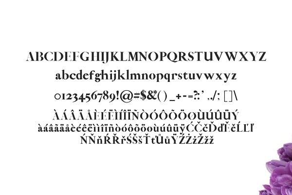 Abed Font