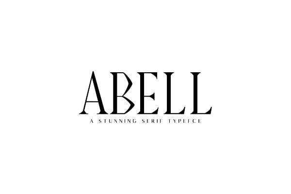 Abell Font