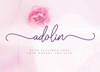 Adolin Font