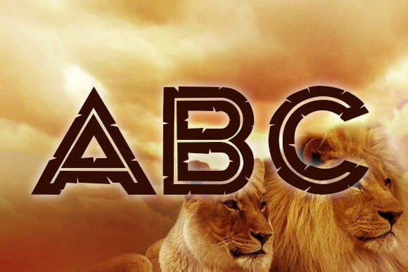 Africa Font