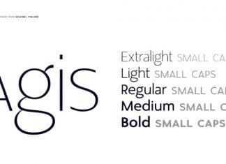 Agis Font Family