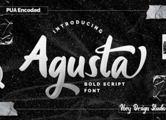 Agusta Font