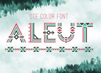 Aleut Font