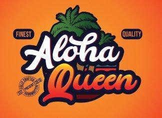 Aloha - Casual Bold Typeface