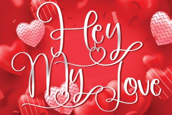 Amazing Valentine Font