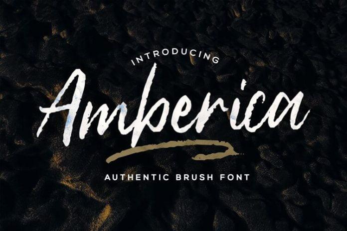 Amberica Font