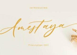 Amestaya Font