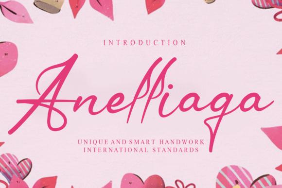 Anelliaga Font