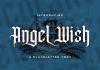 Angel Wish Font