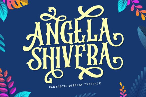 Angela Shivera Font