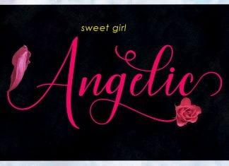 Angelic Font