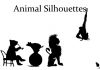 Animal Silhouettes Font