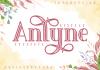 Anlyne Font