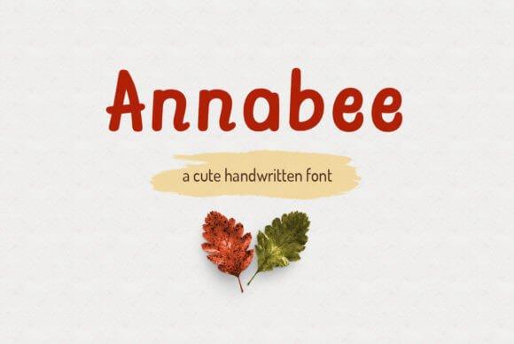 Annabee Font