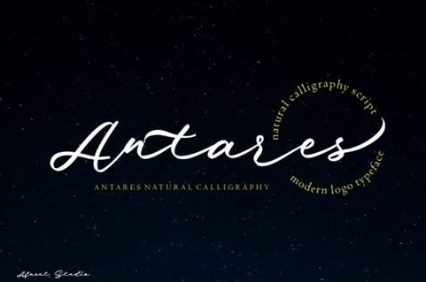Antares Font