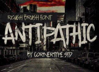 Antipathic Font