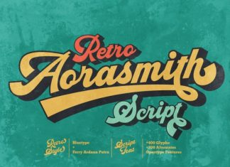 Aorasmith Font