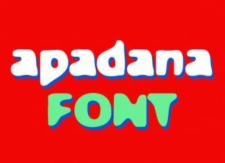 Apadana Font