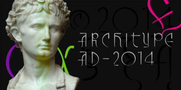 Architype AD-2014 Font