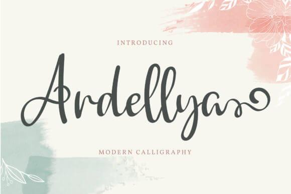 Ardellya Font