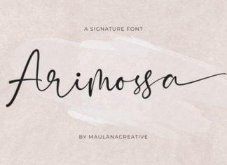 Arimossa Font