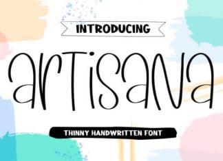 Artisana Font