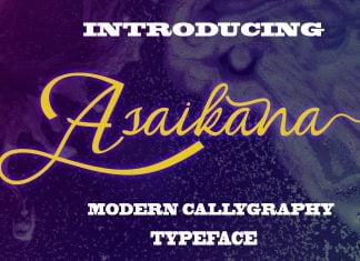 Asaikana Font