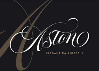 Aston Font