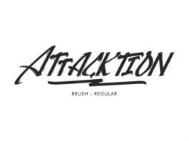 Attacktion Font