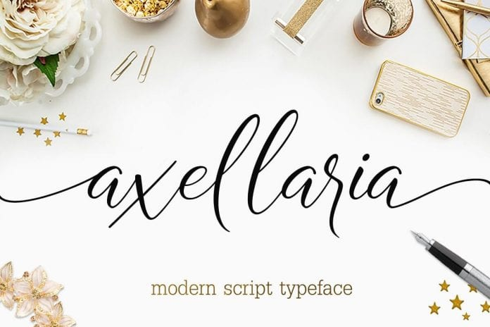 Axellaria Font