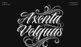 Axenta Velquas Font