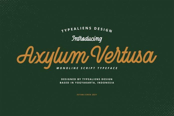 Axylum Vertusa