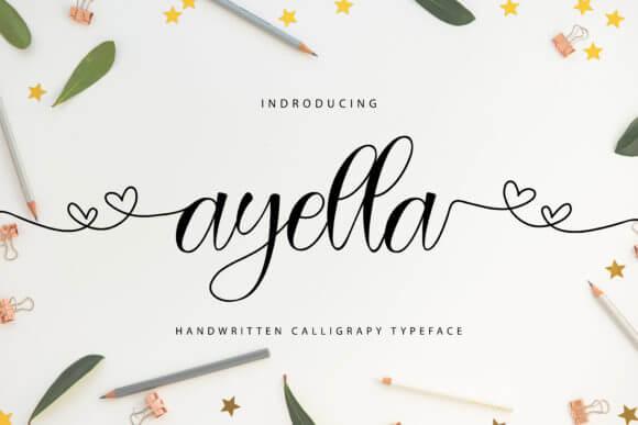 Ayella Font
