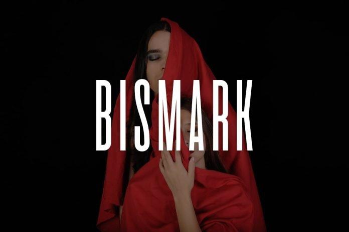 BISMARK - Display Logo Typeface