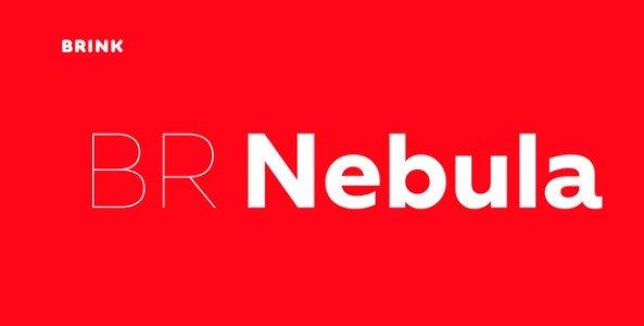 BR Nebula Font Family