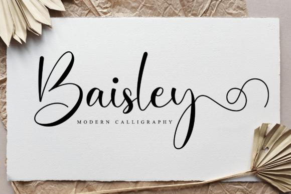 Baisley Font