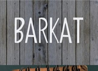 Barkat Font