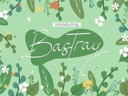 Bastray Font