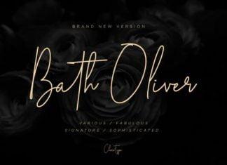 Bath Oliver Font