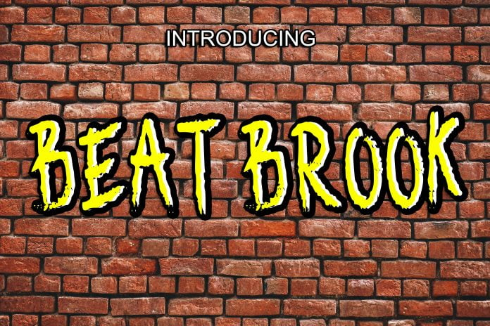Beat Brook Font