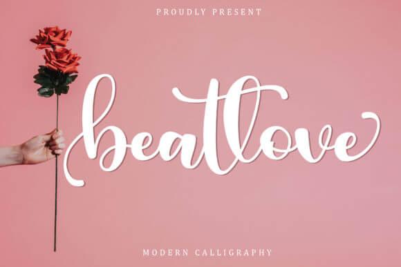 Beatlove Font